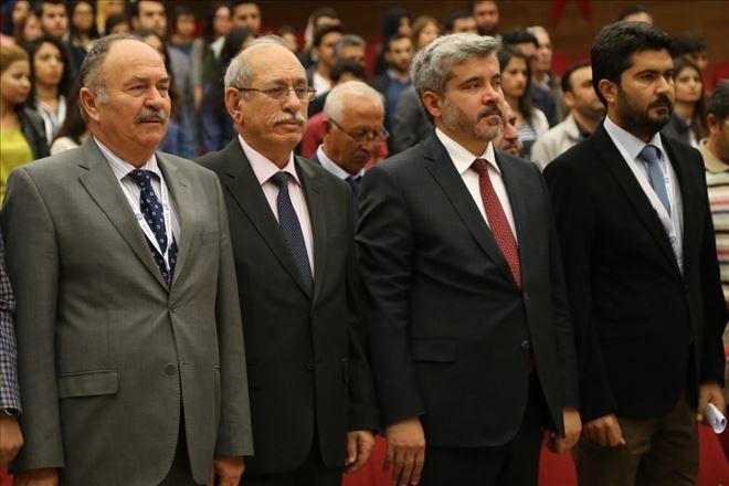 Türk İslam Siyasi Düşüncesi Kongresi Başladı